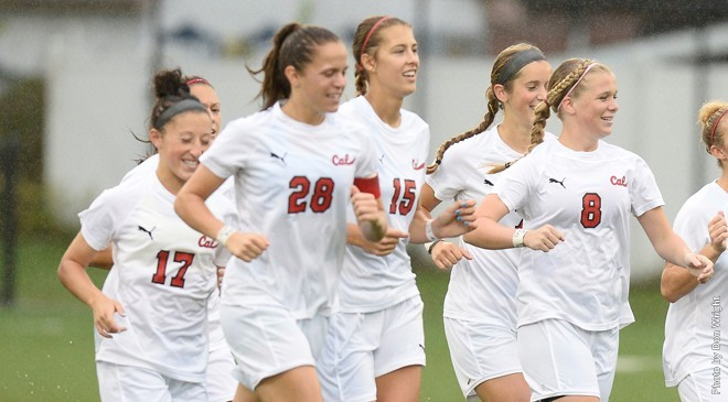 Cal U jumps to No. 9 in latest NSCAA poll